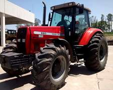 Tractor Massey Ferguson 660 - Impecable