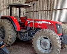 Tractor Mf 4297 Doble Tracción, Mod. 2013