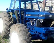 Tractor New Holland 7630 -1997-doble Traccion