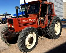 Tractor New Holland Modelo 110 - 90