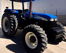 Tractor New Holland Serie 30 7630