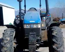 Tractor New Holland T S 120 4 W D