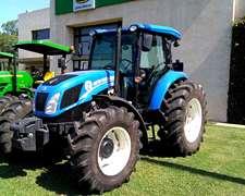 Tractor New Holland Td 5.100 Como Nuevo
