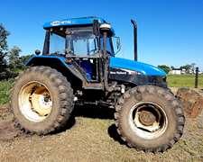 Tractor New Holland Ts100 Dt,3puntos,reversor,oferta Del Mes
