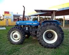 Tractor Nh 7630- Doble Traccion