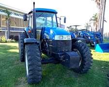 Tractor Nh Ts6.125- Usado