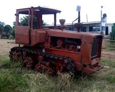Tractor Ruso Oruga Dt-75. Ver Video. Funciona Perfecto