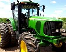 Tractor Usado Marca John Deere Modelo 7515
