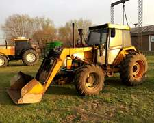 Tractor Valmet 985 Con Pala