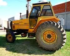 Tractor Valmet Modelo 1280 R . Simple Tracción. Año 1997.
