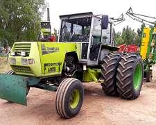 Tractor Zanello 230cc Rodado 18.4x34 Duales