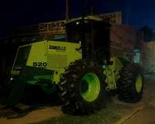Tractor Zanello Desmonte Nuevo 0 Horas. Financiado 100%.