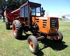 Tractor Zanello V210 Con Hidráulico Y Toma De Fuerza