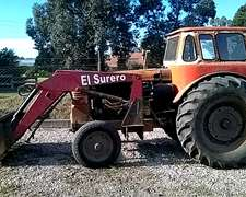 Vendo Tractor Fiat 60 Con Pala Frontal Direc Hidraulica