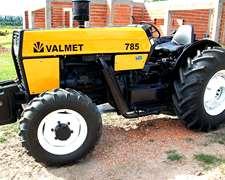 Vendo Tractor Valmet 785 Doble Traccion .