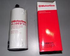 Filtro Trampa De Combustible Equivale : Fs1003