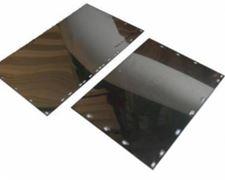 Chapa Cubre Flexi Apto Cr9060 - A.i.s.i. 304 (1.2 Mm)