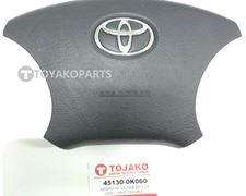 Airbag Toyota Hilux 2008-2012 Lh Oem Gris Oscuro