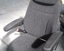 Butaca Neumatica Tractor, Cosechadora Y Pulverizador,asiento