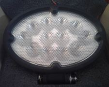 Faro Agricola 12 Led 36w Ovalado De Expansion
