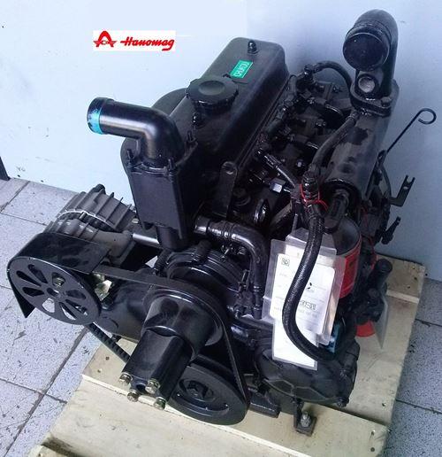 Motor Diesel 40 Hp Marca Hanomag. Nuevo. Cero Horas