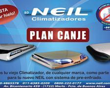 Plan Canje De Climatizadores, Trayendo Su Viejo Equipo