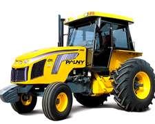 Credito Banco Nacion Argentina Tractores Pauny