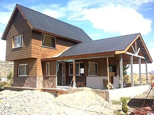 Casas rurales r pidas con steel framing perfiles de acero - Casas steel framing ...