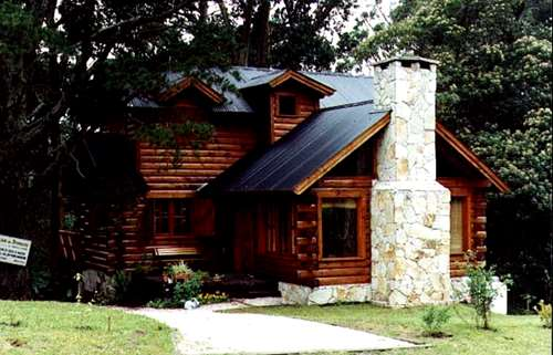 Construccion de caba as en madera casa de troncos - Seguros para casas de madera ...
