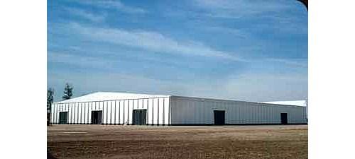 Construcci n de galpones industriales agroads for Construccion de galpones