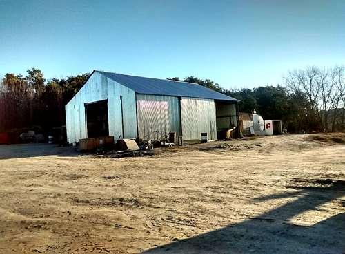 Construccion de galpones tinglados cerramientos techos for Construccion de galpones
