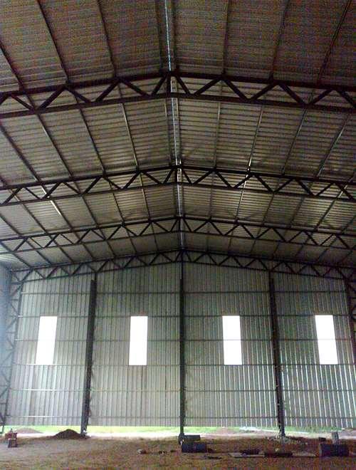 Fabrica de galpones tinglados y pisos llaneados de for Fabrica de pisos