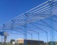 Fabrica De Galpones Y Tinglados Colonia Menonita La Pampa