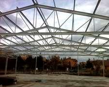 Galpones, Tinglados - Construcción Y Montaje