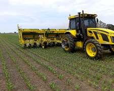 Fertilización Incorporada Solida Entre Líneas