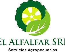 Servicio De Siembra El Alfalfar Srl En Norte De La Pampa