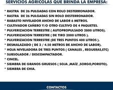 Servicios Agrícolas