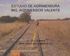 Agrimensura - Mensuras - Subdivisiones - Mediciones Con Gps