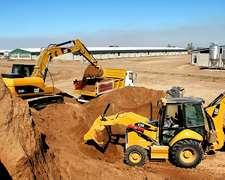Excavaciones, Proyectos De Canales, Canales