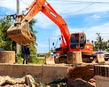 Excavaciones,lagunas,zanjeos,drenaje Hidraulico,mov De Suelo
