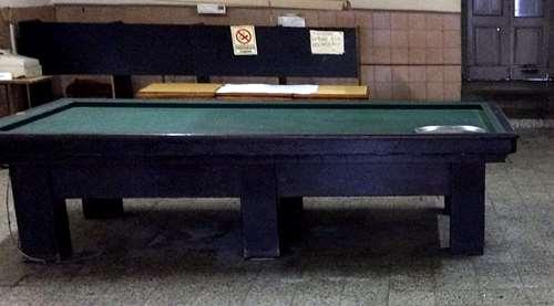 Vendo mesa de billar profesional de un macht barrientos agroads cod 435057 - Vendo mesa billar ...