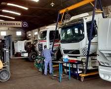 Mecanica Pesada Diesel Y Rectificadora De Motores