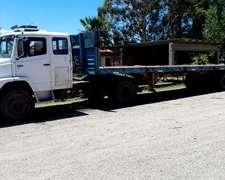 Servicio De Transporte - Semi Remolque Playo