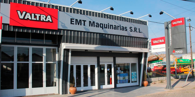 EMT Maquinarias S.R.L.