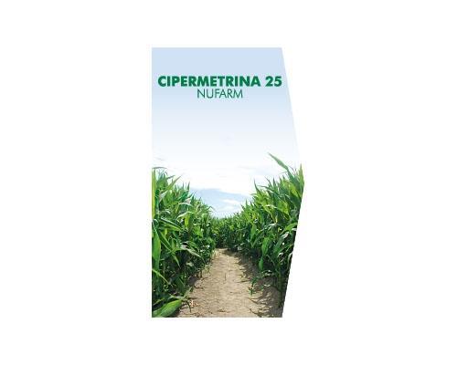 CIPERMETRINA 25 NUFARM