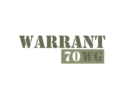 WARRANT 70 WG