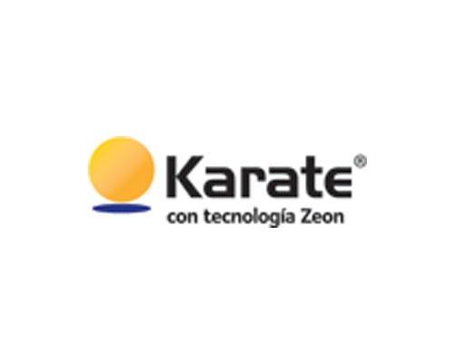 KARATE® CON TECNOLOGIA ZEON