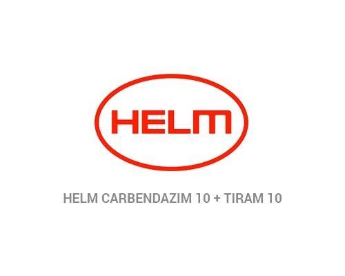 HELM CARBENDAZIM 10 + TIRAM 10