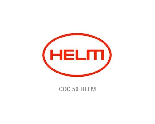 COC 50 HELM