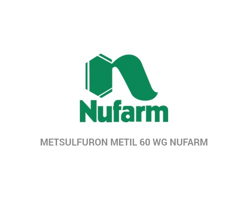 METSULFURON METIL 60 WG NUFARM